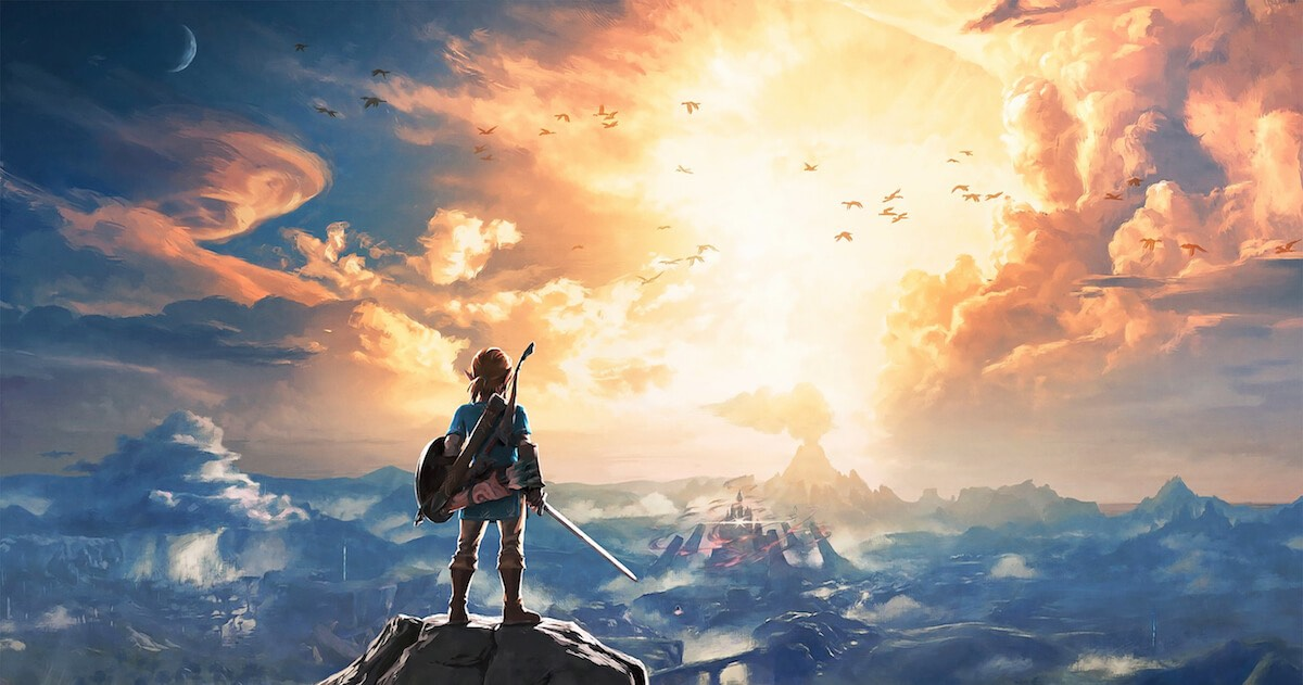 Legend of Zelda:Breath of the Wild