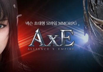Nexon presenta AxE: Alliance vs Empire