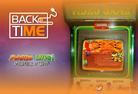 Back in Time - Mario & Luigi: Fratelli nel tempo
