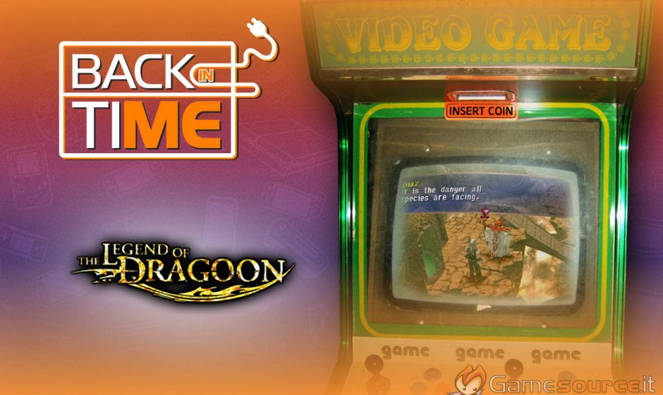 Back in Time - The Legend of Dragoon