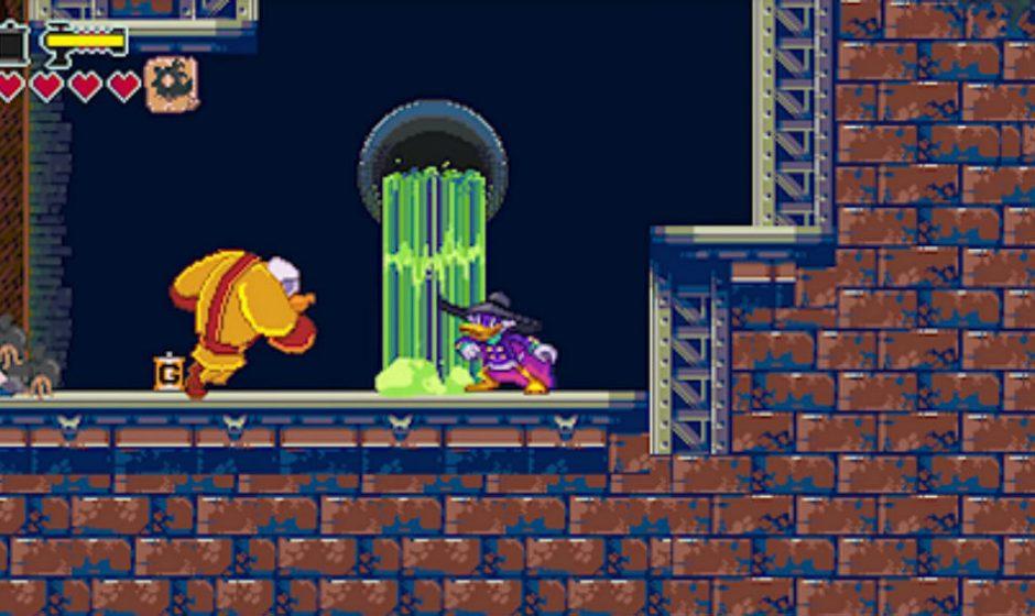 Spunta una demo di Darkwing Duck, gioco rifiutato da Capcom