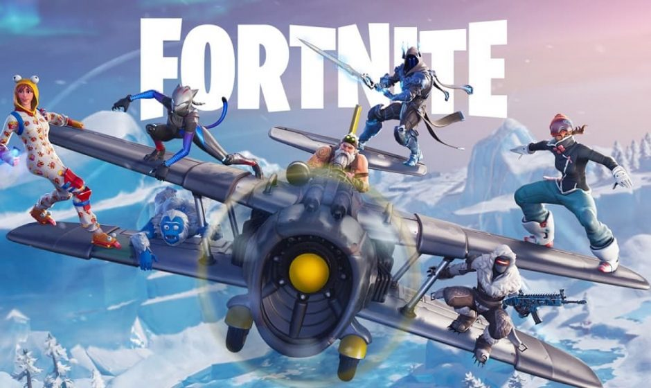 Fortnite Capitolo 2: Disponibile per il download!