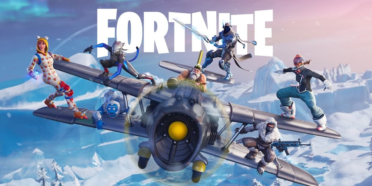 Patch 7.30 di Fortnite