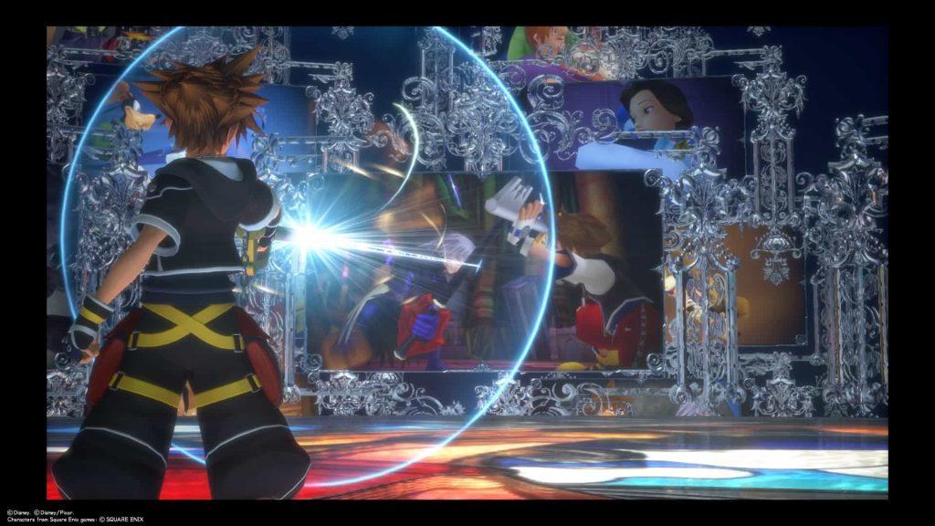 Kingdom Hearts III Scelte iniziali