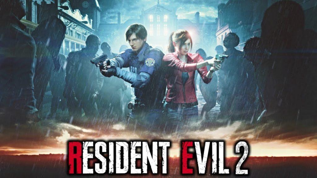 Armadietti Resident Evil 2 Remake 1-Shoot Demo