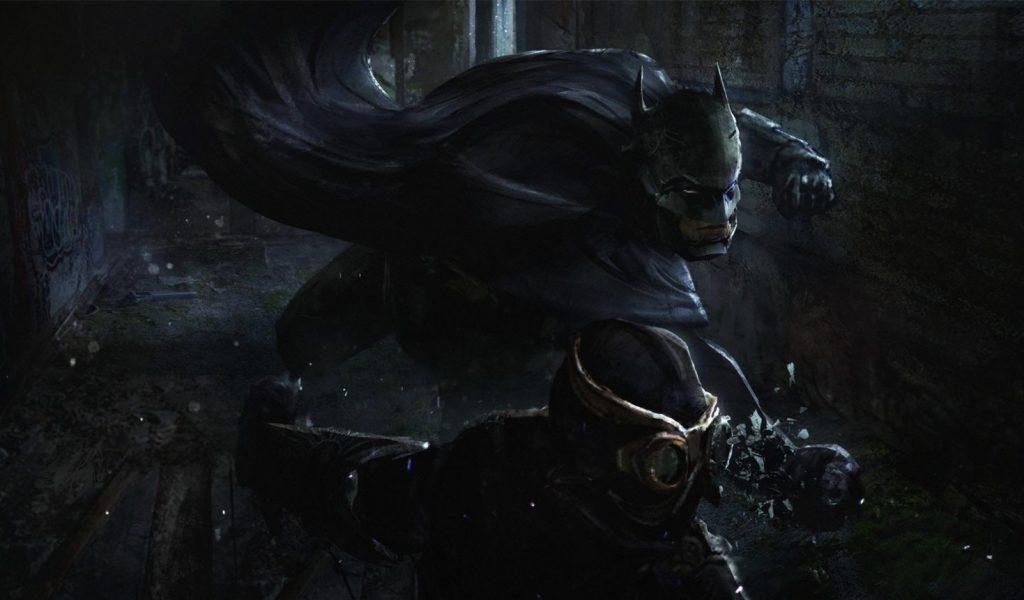 Batman Arkham Capture the Knight teaser