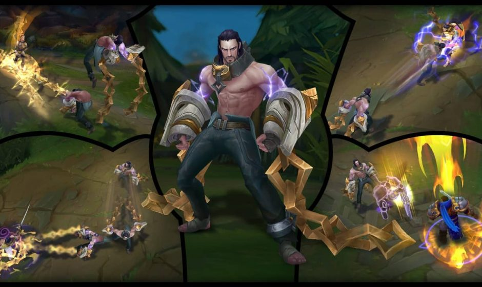 League of Legends: Sylas sta arrivando