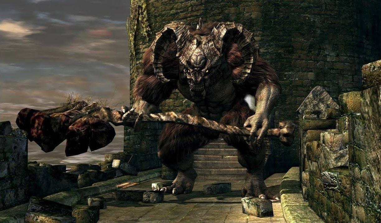 Dark Souls guida Demone Toro