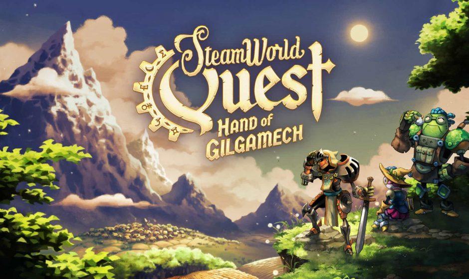 SteamWorld Quest: Hand of Gilgamech annunciato su Nintendo Switch
