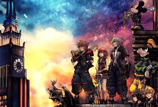 Kingdom Hearts III Modalità Critica