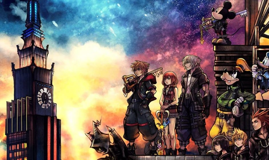 Kingdom Hearts Melody of Memory: nuovo trailer