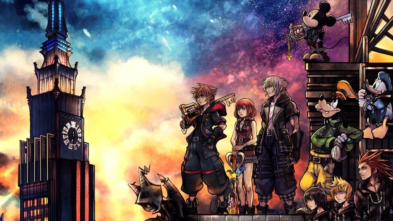Kingdom Hearts III Ultima Weapon