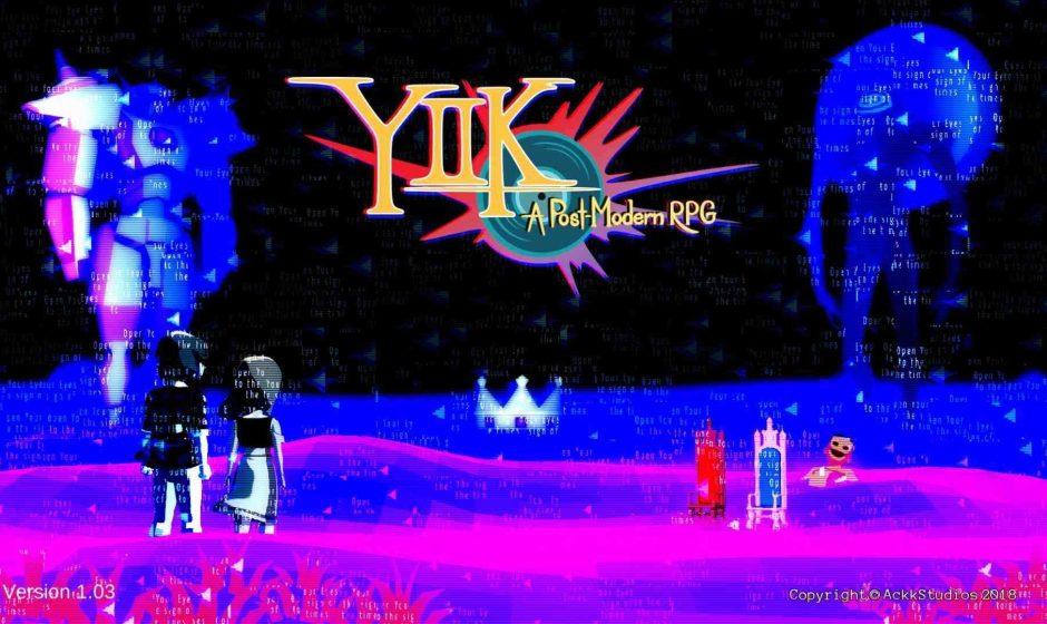 YIIK: A Postmodern RPG - Recensione