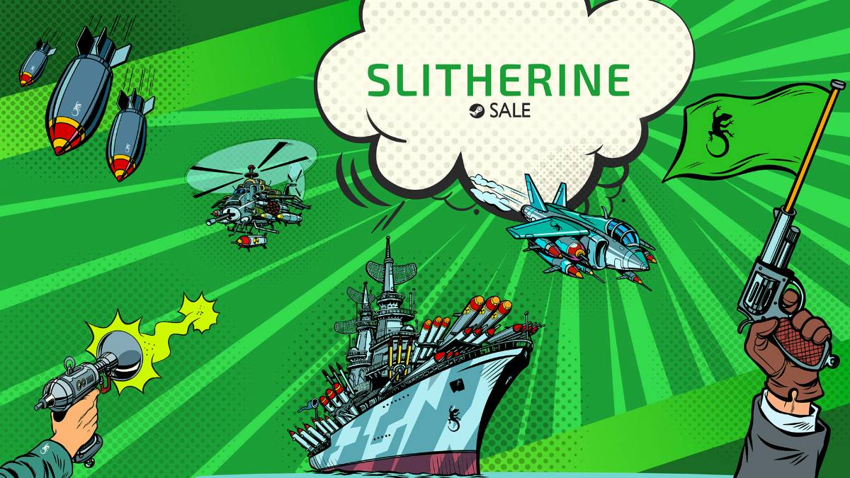 Slitherine Midweek Madness