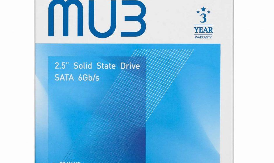 LiteOn presenta la linea MU3 di SATA SSD