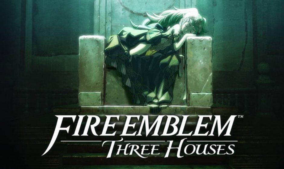 Fire Emblem: Three Houses - Anteprima