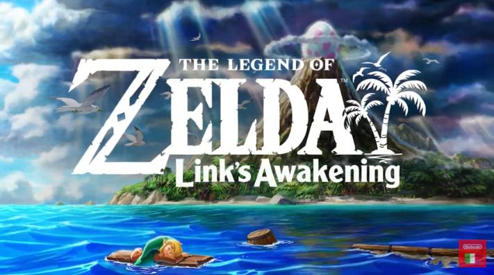 Data d'uscita per The Legend of Zelda: Link's Awakening