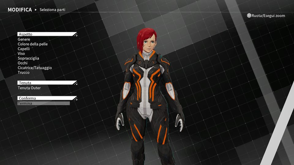 Daemon x Machina provato