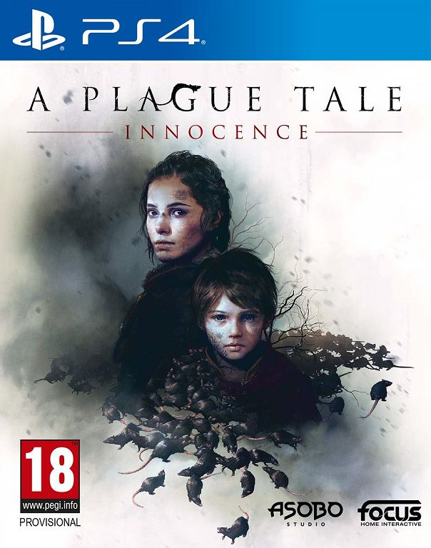 Cover A Plague Tale: Innocence