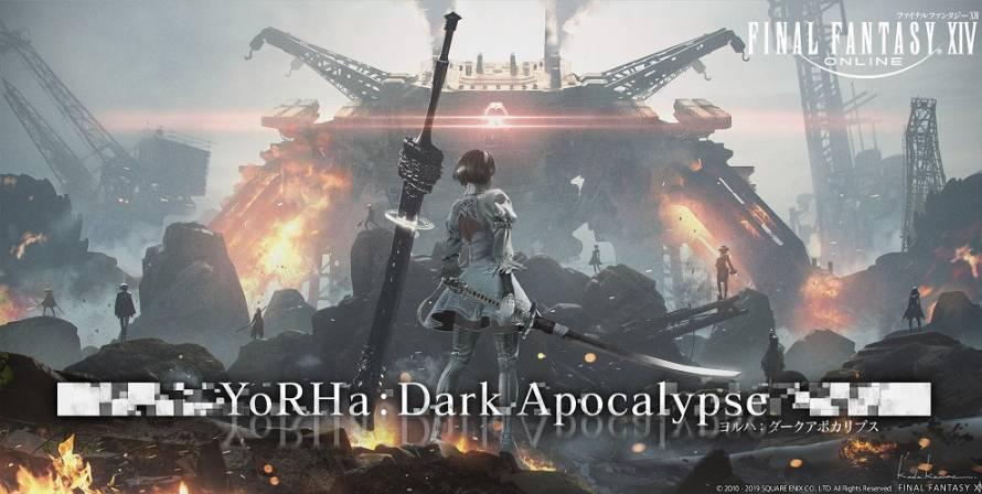 Yorha Dark Apocalypse