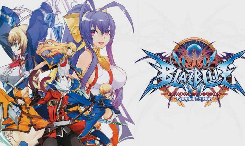 BlazBlue: Central Fiction Special Edition
