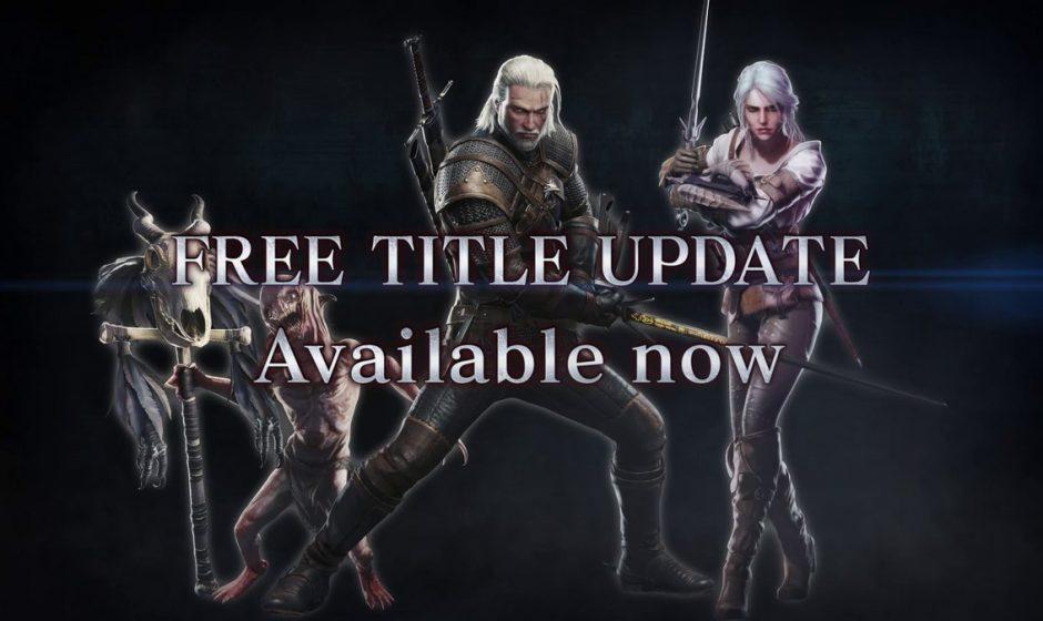 Monster Hunter: World, arriva Geralt di Rivia