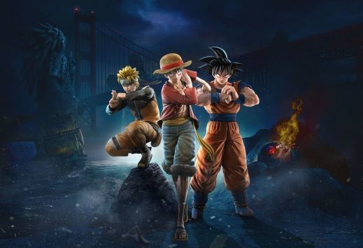 Jump Force - I primi tre nuovi personaggi