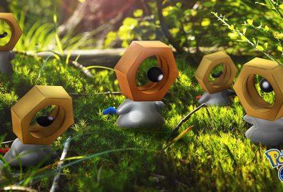 Meltan shiny arriva su Pokémon GO