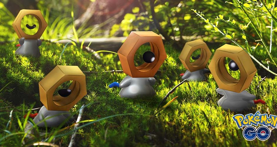Meltan shiny arriva su Pokémon GO