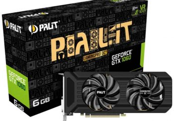 Palit presenta la line-up grafica GeForce GTX 1660 Ti