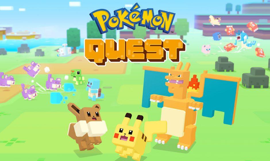 Come catturare gli starter in Pokémon Quest