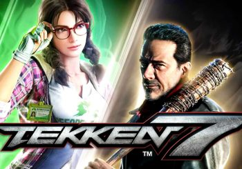Tekken 7, Julia e Negan si mostrano in video