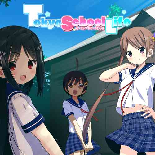 Cover Tokyo School Life