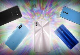Top 5 smartphone di fascia media