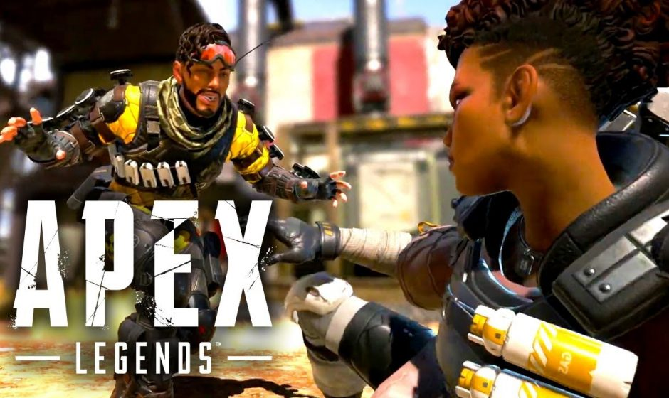 Apex Legends è pronto a sbarcare su Nintendo Switch?