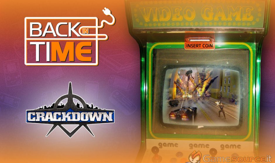 Back in Time - Crackdown