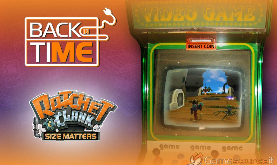 Back in Time - Ratchet & Clank: L'altezza non conta