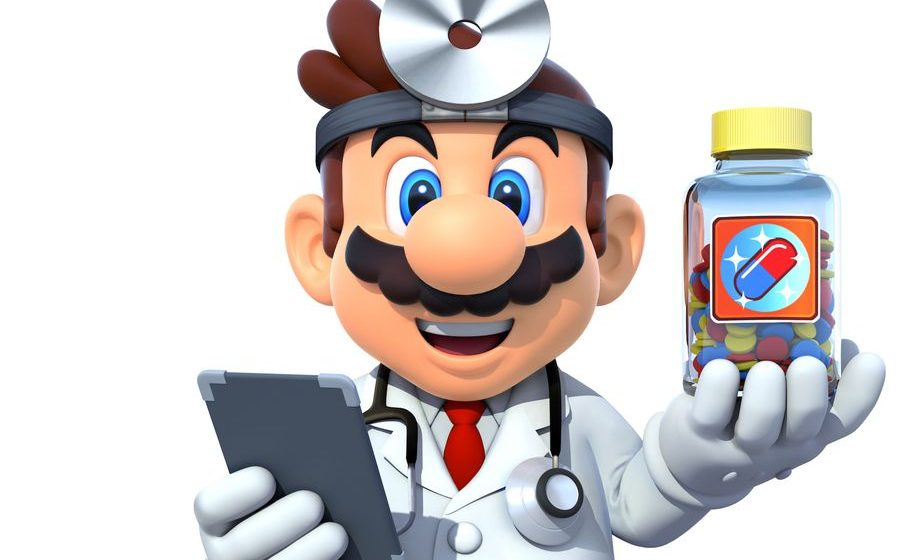 Nintendo annuncia un nuovo Dr. Mario per smartphone