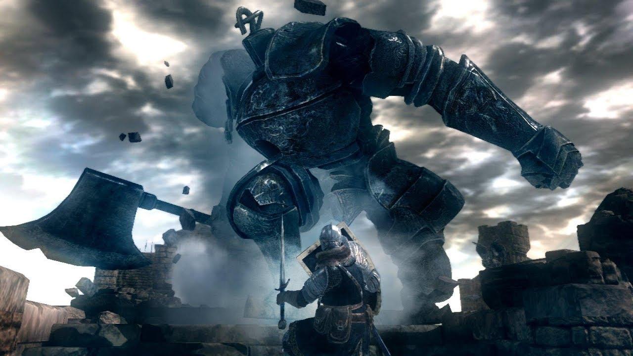Dark Souls Golem di Ferro