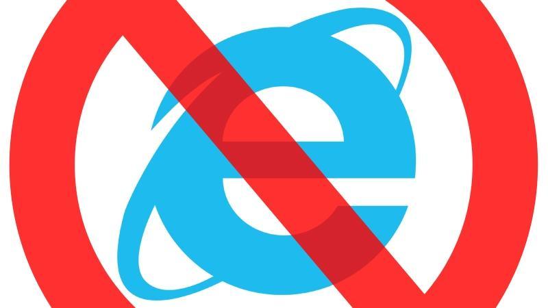 Microsoft sconsiglia l'uso di Internet Explorer