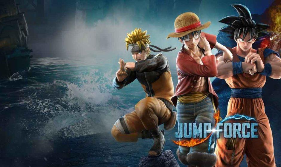 Jump Force: un nuovo personaggio è in arrivo
