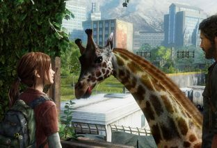 Keighley versione giraffa fa le prove canore per The Last of Us: Part II