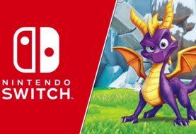 Spyro Reignited Trilogy in arrivo su Nintendo Switch?