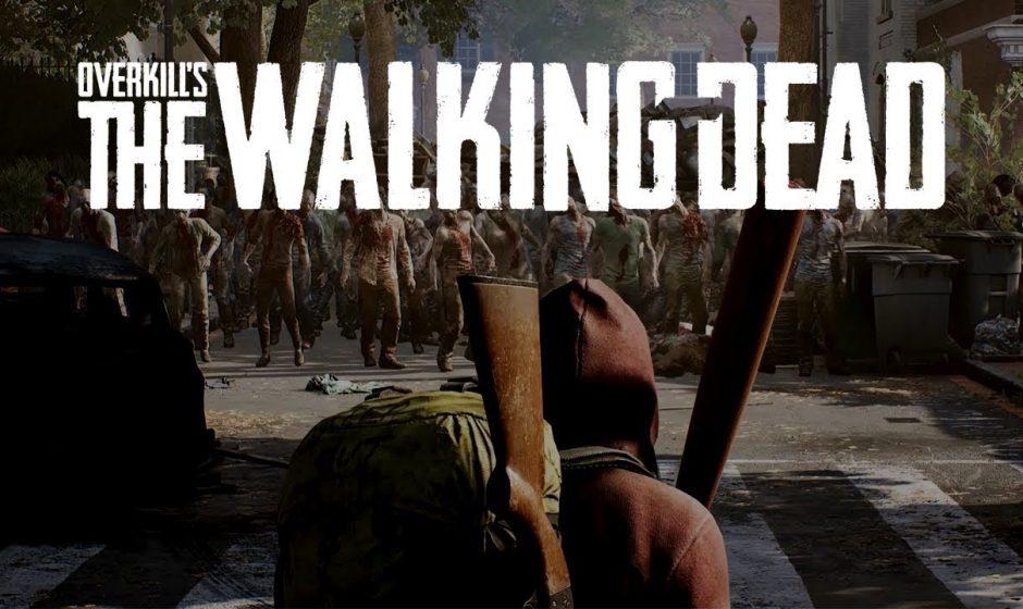 Overkill's The Walking Dead: cancellata la versione console