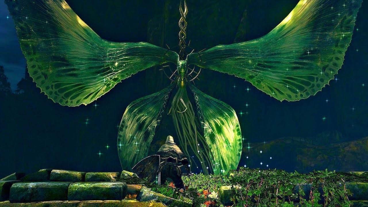 Dark Souls guida Farfalla della Luna