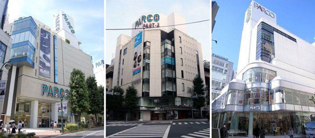 Nintendo Store Shibuya Parco Tokyo