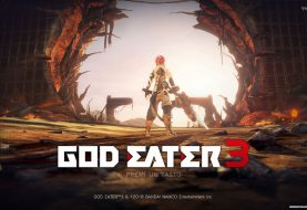 God Eater 3 è in arrivo su Nintendo Switch