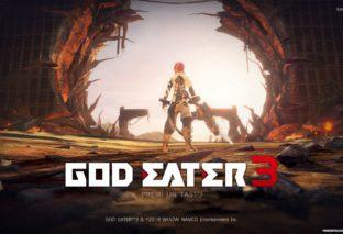 God Eater 3 è in arrivo su Nintendo Switch