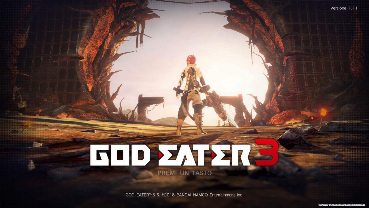 God Eater 3 – Recensione