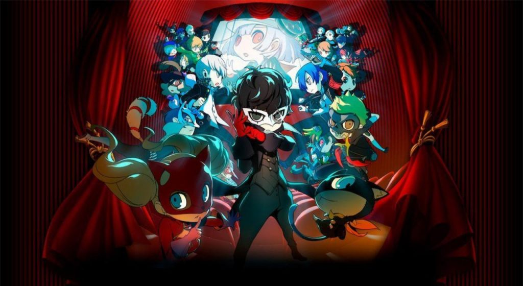 Persona Q2: New Cinema Labyrinth